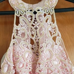unknown Dresses - Ice Pink Formal Gown